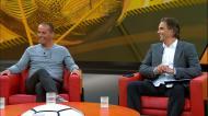 O reencontro entre Nuno Gomes e Petit: «Foi uma vida juntos»