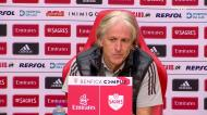 «Vertonghen lesionou-se, vai jogar o Otamendi com o Jardel»