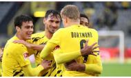 Borussia Dortmund (Lusa)