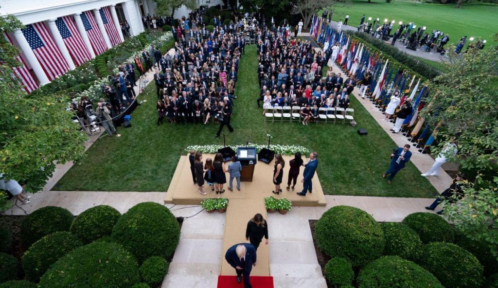 Evento na Casa Branca