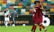 Roma venceu com golo de Pedro