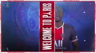 Foi com este vídeo que o PSG anunciou a contratação de Danilo