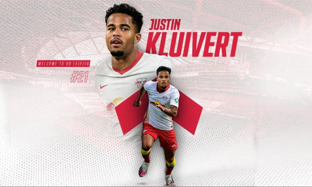 Justin Kluivert (Leipzig)