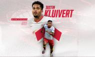 26.º Justin Kluivert: Roma-Leipzig (20 milhões de euros)