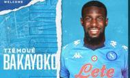8.º Tiemoue Bakayoko: Chelsea-Nápoles (30 milhões)