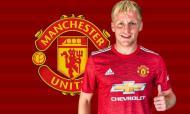 VAN DE BEEK: 39 milhões de euros (Ajax-Manchester United)