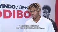 As primeiras declarações de Todibo como jogador do Benfica