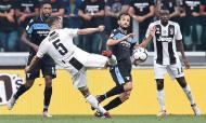 Clubes que maior receita no mercado: 5.º Juventus, 96,5 milhões de euros