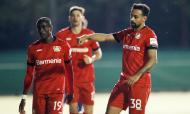Clubes que maior receita no mercado: 6.º Bayer Leverkusen, 95,5 milhões de euros