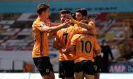 Clubes que maior receita no mercado: 8.º Wolverhampton, 80,2 milhões de euros