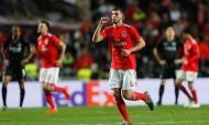 Clubes que maior receita no mercado: 9.º Benfica, 76,42 milhões de euros