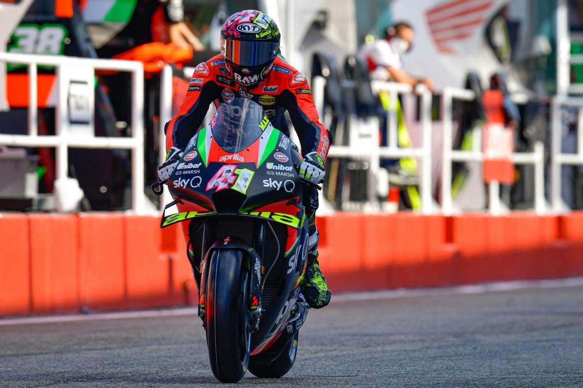 Aleix Espargaró (imagem MotoGP)