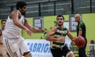 Taça de Portugal de basquetebol (1/2 final): Sporting-V. Guimarães (Sporting CP)