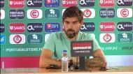 Rúben Neves: «Deixámos a Espanha ter bola»