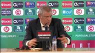 Fernando Santos: «As grandes ocasiões foram nossas»