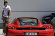 Carros de Ibrahimovic