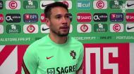 O esforço de Raphael Guerreiro para melhorar o português