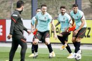 Seleção já prepara jogo com a França (Diogo Pinto/FPF)