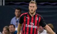 Ignazio Abate, 33 anos: sem clube desde 2019, quando saiu do Milan
