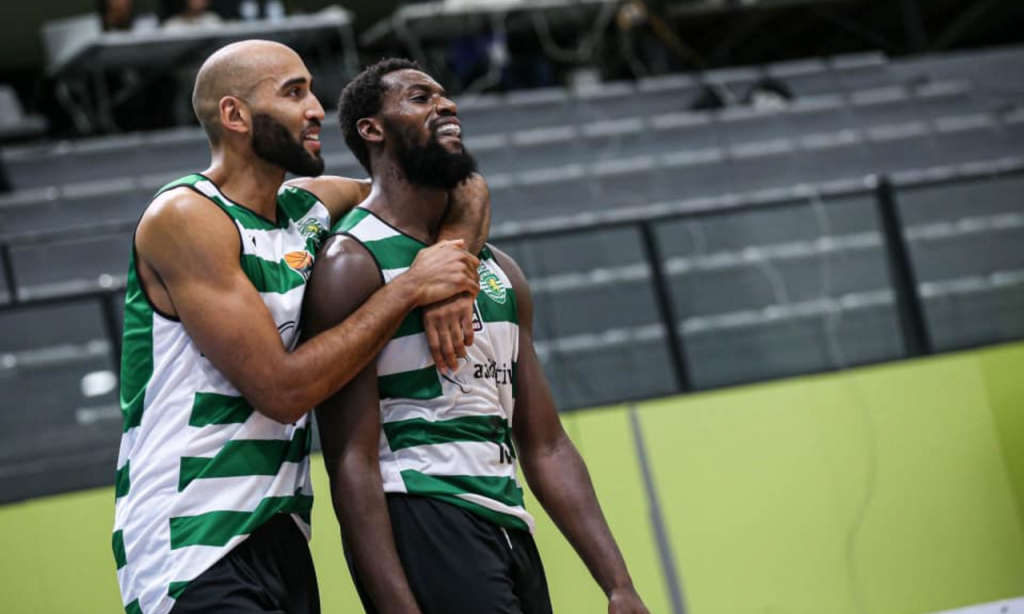 Basquetebol do Sporting 2020/2021 (Sporting CP)