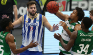 Final Taça de Portugal de Basquetebol 2019/2020: FC Porto-Sporting (Manuel de Almeida/Lusa)