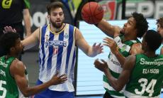 Basquetebol: Sporting e FC Porto defrontam-se na meia-final da Taça