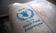 Prémio Nobel da Paz atribuído ao Programa Alimentar Mundial (Yahya Arhab/EPA)