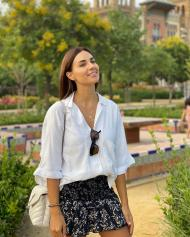 Javi Garcia e Elena Gomez