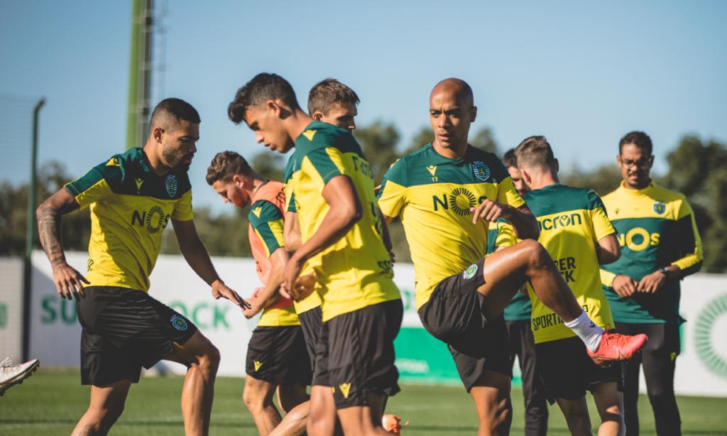 Treino do Sporting, 11 outubro (Sporting CP)