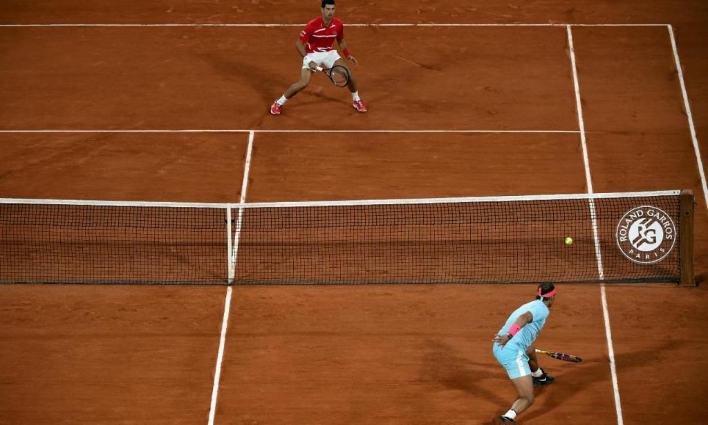 Final masculina de Roland Garros (Lusa)
