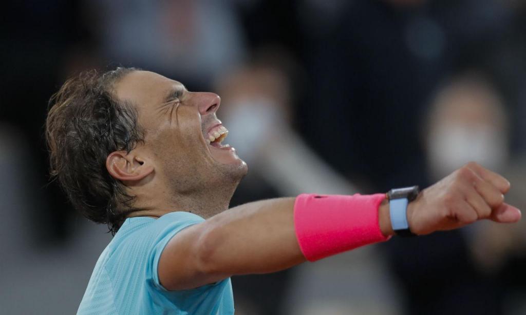 Final masculina de Roland Garros