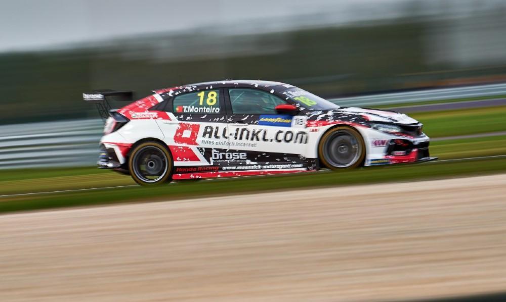 Tiago Monteiro (Honda Racing WTCR)