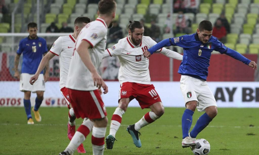 Polónia-Itália
