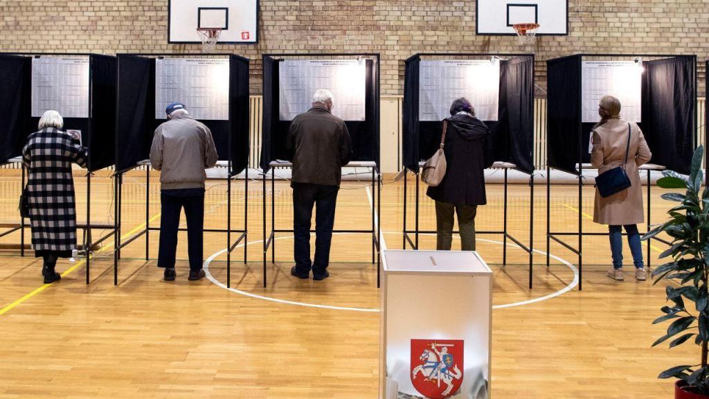 Eleições na Lituânia