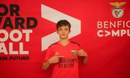 André Gomes assinou pelo Benfica aos 14 anos