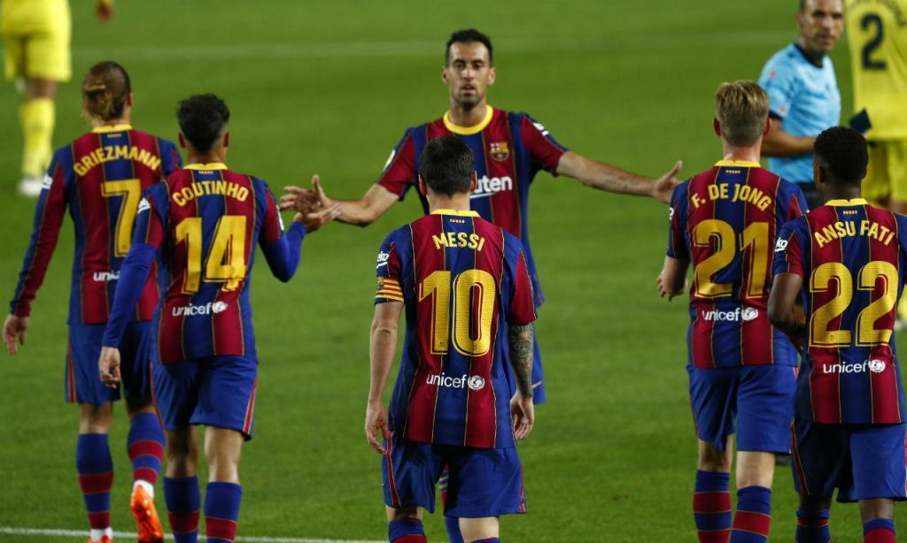4. Barcelona, 826 milhões de euros