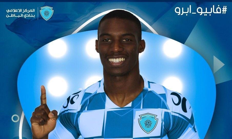 Fábio Abreu (Al Batin)