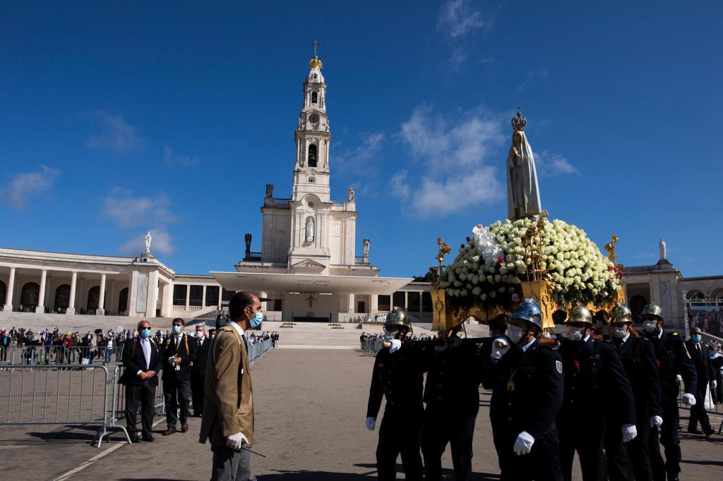 Peregrinação Internacional Aniversária termina no Santuário de Fátima