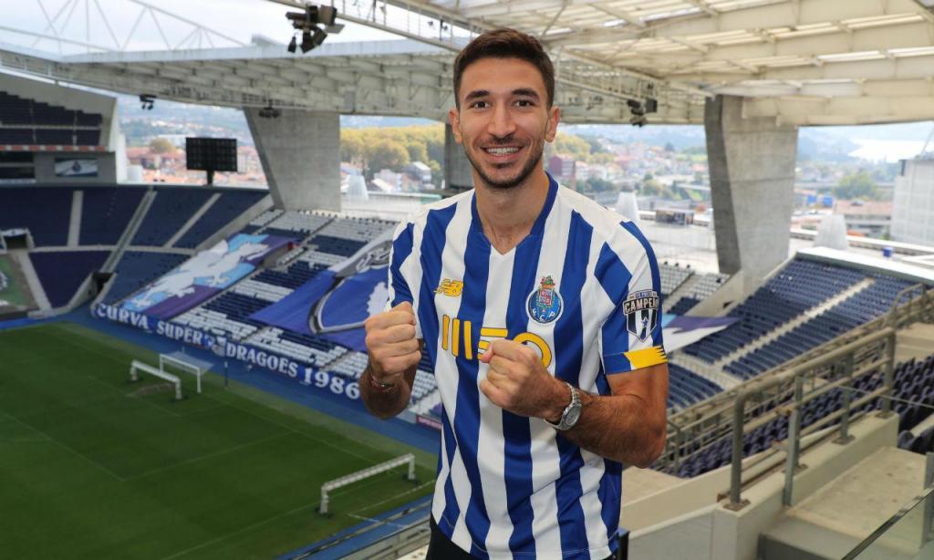 19.º Marko Grujic (FC Porto): 14 milhões de euros