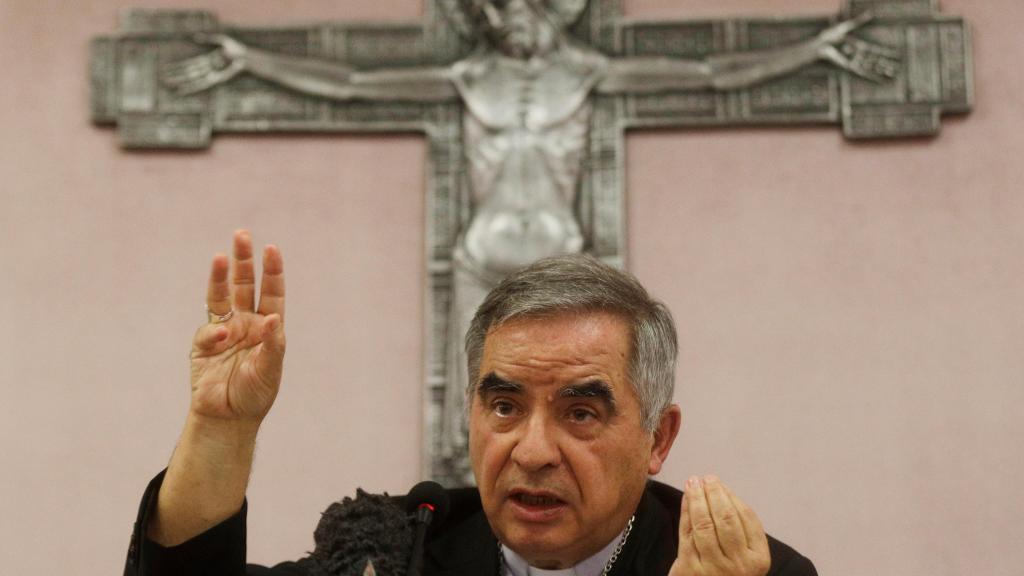 Cardeal Angelo Becciu