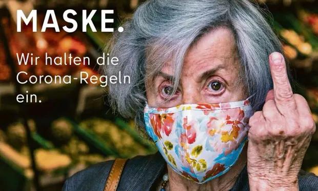 Berlim divulga campanha para turistas anti-máscara