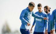 FC Porto a treinar para o clássico de Alvalade