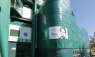 A porta 6 do Estádio de Alvalade passa-se a chamar Rui Jordão