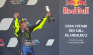 Valentino Rossi (David Clares/AP)