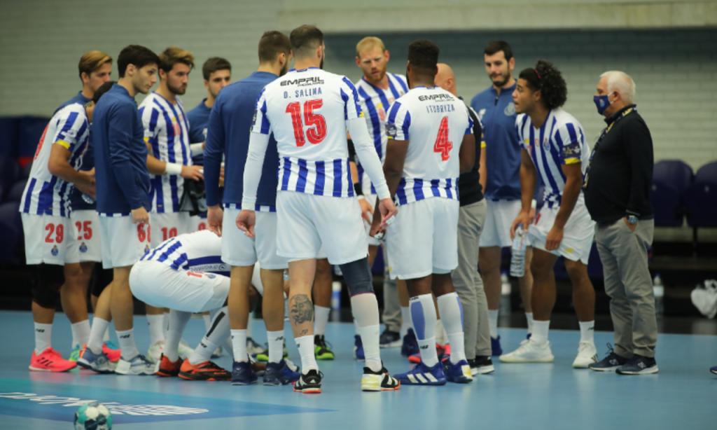 Andebol, Liga dos Campeões: FC Porto-MOL-Pick Szeged (FC Porto)