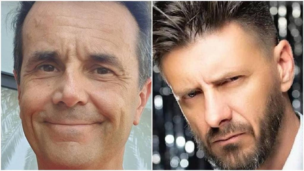 Jorge Gabriel e Tony Lemos