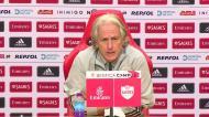 «Lucas Veríssimo é excelente jogador e fiz força para que fizesse parte»