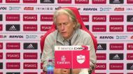 «Ferreyra é um jogador que não faz parte dos planos do Benfica»