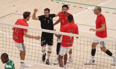 Voleibol: Benfica vence e segue líder, VC Viana continua a surpreender