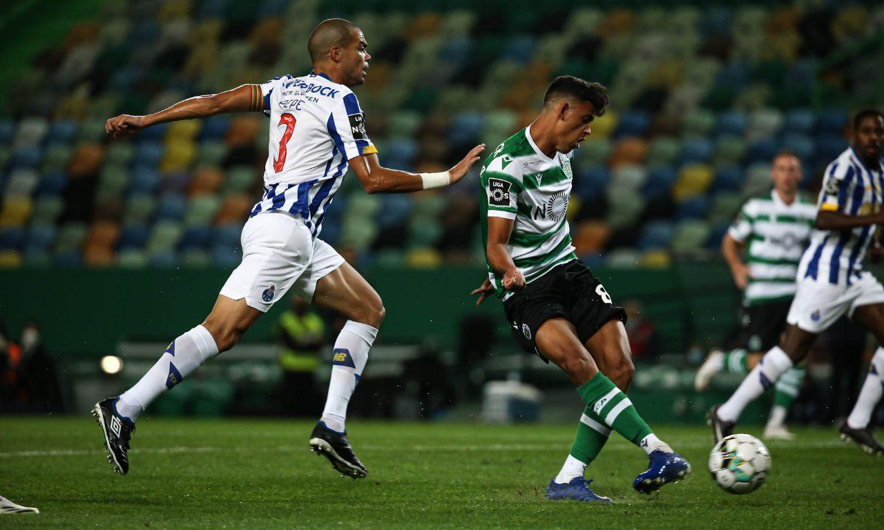 Sporting segura médio brasileiro Matheus Nunes   MAISFUTEBOL